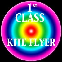 1st CLASS KITE FLYER T-SHIRTS & GIFTS