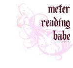 Meter Reading Babe