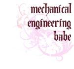 Mechanical Engineering Babe