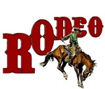 Copy of Vintage Rodeo Bronc Rider