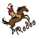 Americana Rodeo Cowboy