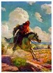 Americana Pony Express