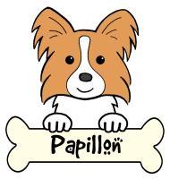 Personalized Papillon