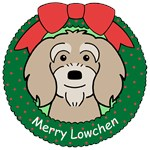Lowchen Christmas Ornaments