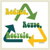 Reduce.Reuse.Recycle