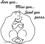 Love you! Miss you!
