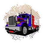 King Semi Truck
