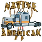 Native American Trucker