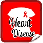 Heart Disease Awareness & Support T-Shirts & Gifts