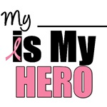 Breast Cancer Hero T-Shirts & Gifts