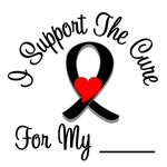 I Support The Cure Melanoma T-Shirts & Gifts