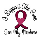 I Support The Cure Myeloma (Nephew) T-Shirts
