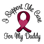 I Support The Cure Myeloma (Daddy) T-Shirts