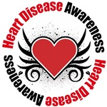 Heart Disease Tattoo T-Shirts & Gifts