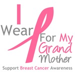 I Wear Pink For My Grandmother Shirts, Tees & Gift