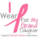 I Wear Pink For My Granddaughter Shirts & Tees