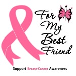 Breast Cancer For My Best Friend Shirts & Gifts