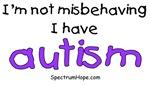 I'm not misbehaving