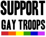 Support Gay Troops