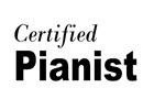 Certified Pianist