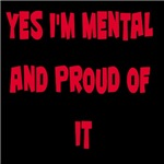 Proud To Be Mental