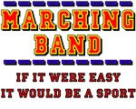 Marching Band: Not a Sport