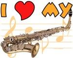 I Love My Sax