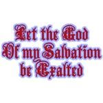 God of my salvation