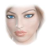 Bright Blue Eyes