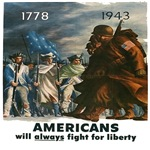 Americans Fight For Liberty