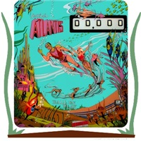 Gottlieb&reg; Atlantis