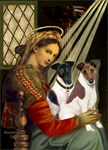 Madonna of the Chair<br>w/ Two Smooth Fox T