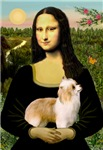 MONA LISA<br>By Da Vinci