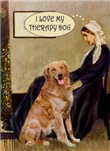 WHISTLER'S MOTHER'S<br>Golden Retriever Therapy Do