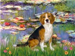 LILIES<br>& Beagle