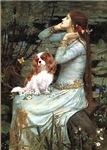 OPHELIA<br>& Cavalier King Charles Spaniel