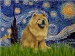 STARRY NIGHT<br>& Chow Chow