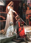 THE ACCOLADE<br> & English Setter