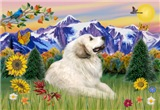 MOUNTAIN COUNTRY<br>& Great Pyrenees