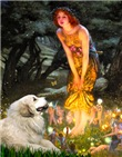 MIDSUMMER'S EVE<br>& Great Pyrenees