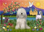 FANTASY LAND<br>& White Tibetan Terrier#2