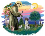St. Francis #2 &<br>German Short Hair Pointer