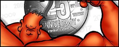 2015 MUSCLEHEDZ CALENDAR - NOW AVAILABLE!