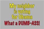 my obama neighbor