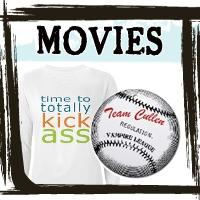Movie Inspired T-shirts, Twilight Inspired Tshirts