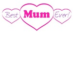 Best Mum T-shirts and Mothers Day Gifts