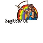 Sagittarius t-shirts, birthday gifts