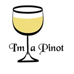 Pinot Drinker T-shirts and Wine Gifts
