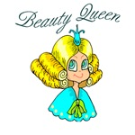Beauty Queen T-shirts and Gifts