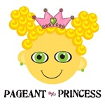 Blonde Pageant Princess Shirts and Gifts